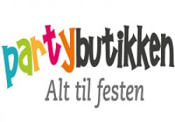 Du finder alt til festen hos Partybutikken.dk