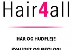 Køb alle dine hårprodukter hos Hair4all.dk